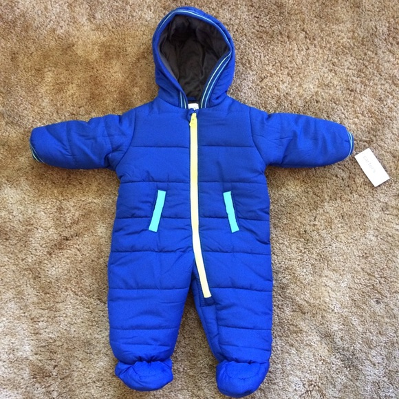 Outerwear Carters 6 Months Snowsuit Clothing, Shoes & Accessories